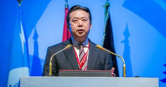 """Interpol poinformował, że Francja dostała rezygnację Meng Hongweia ze stanowiska prezesa międzynarodowej organizacji. Hongwei został w Chinach zatrzymany przez władze, gdyż - jak informują - """"został objęty dochodzeniem w związku z podejrzeniem złamania prawa""""."""