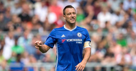 Były kapitan piłkarskiej reprezentacji Anglii John Terry zakończył karierę. O swojej decyzji poinformował na Instagramie.
