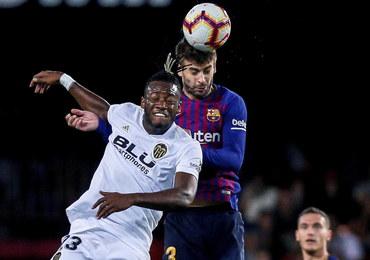 Liga hiszpańska. Zła passa Barcelony, jest nowy lider tabeli