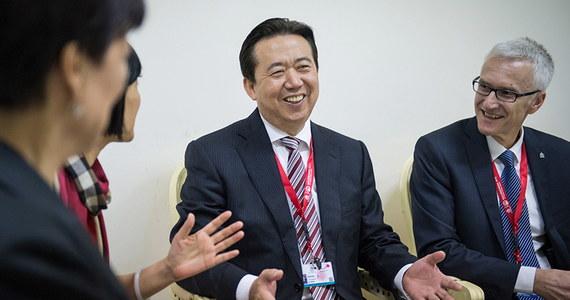 Były szef Interpolu Meng Hongwei jest podejrzany o przyjęcie łapówki i przeciwko niemu toczy się śledztwo - poinformowało na swojej stronie internetowej ministerstwo bezpieczeństwa publicznego ChRL, w którym Meng był wiceministrem.