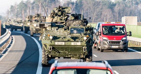 """Proces tworzenia stałych baz wojsk amerykańskich w Polsce wymaga czasu; mówi się o wiośnie przyszłego roku - powiedział w wywiadzie dla wydania """"Dziennika Gazety Prawnej"""" szef MSZ Jacek Czaputowicz."""