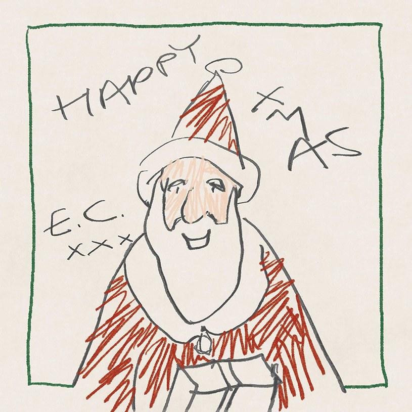 """12 października ukaże się pierwszy świąteczny album w dorobku Erica Claptona - """"Happy Xmas""""."""