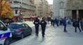 Specjalne środki bezpieczeństwa na ulicach (Wideoblog z Paryża, odc. 4)