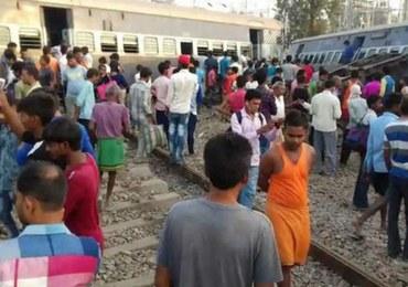 Indie: Pięć osób zginęło w wypadku kolejowym