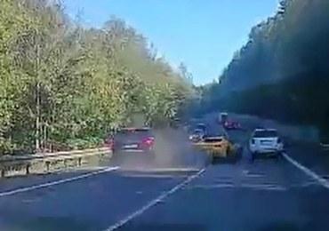 Wypadek na Słowacji. Syn zabitego: Porsche wbiło się w ferrari, to była sekunda