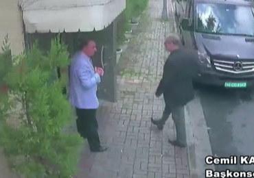Dziennikarz poćwiartowany w konsulacie? Służby twierdzą, że mają nagrania