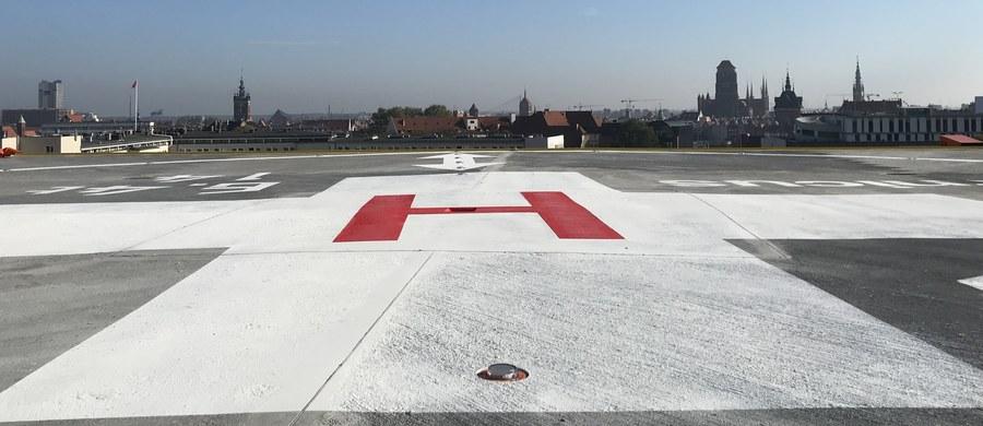 W szpitalu Copernicus w Gdańsku, czyli dawnym szpitalu wojewódzkim, uruchomiono dziś lądowisko dla helikopterów Lotniczego Pogotowia Ratunkowego. To zwiększa szansę na przeżycie ciężko poszkodowanych w wypadkach. Chodzi przede wszystkim o dzieci, bo w tym szpitalu działa specjalistyczna klinika chirurgii dziecięcej.