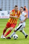 Korona Kielce - GKS Katowice 1-0 w sparingu