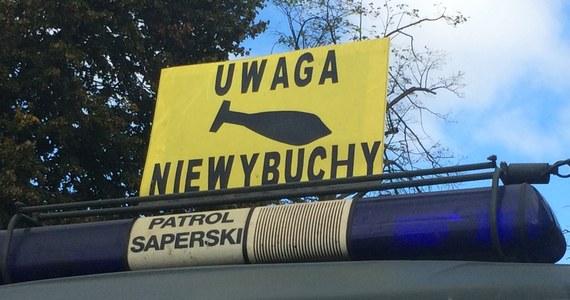 W centrum Ełku zakończyła się ewakuacja, po tym jak w tej części miasta znalezione zostały dwa niewybuchy.
