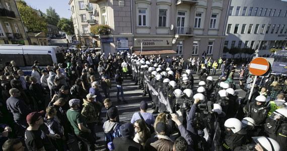 Żuk: Dzięki policji nie doszło do dramatu podczas Marszu Równości
