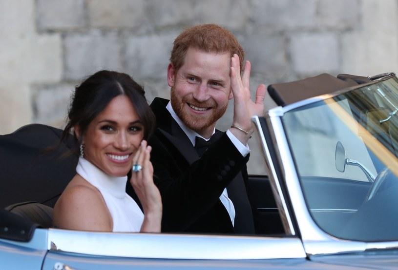 Meghan Markle, żona księcia Harry'ego i nowa członkini rodziny królewskiej oraz księżna Sussex spodziewa się dziecka!