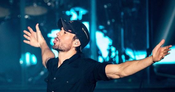 """W ramach trasy koncertowej """"All the hits live"""" Enrique Iglesias 7 maja 2019 roku zaśpiewa w Tauron Arenie Kraków. W tym miejscu występował w grudniu 2016 r."""
