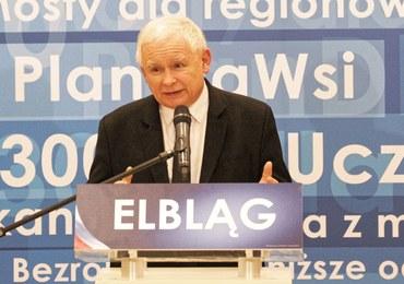 Kaczyński: Idziemy do przodu we wszystkich dziedzinach