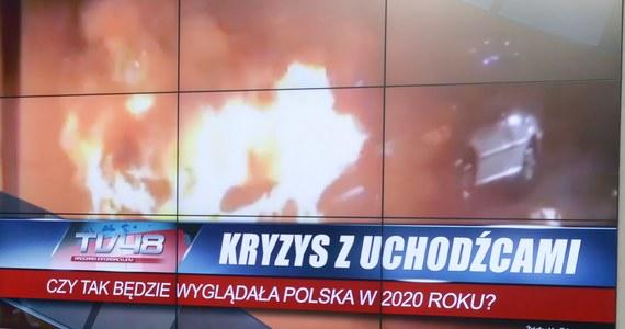 Szef kampanii wyborczej Prawa i Sprawiedliwości Tomasz Poręba zaprezentował nowy spot wyborczy tej formacji. Jego tematem przewodnim jest przyjmowanie uchodźców.