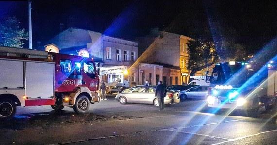 Tragiczny pożar w Częstochowie. Jedna osoba zginęła w mieszkaniu w kamienicy przy ulicy Starej niedaleko Jasnej Góry.