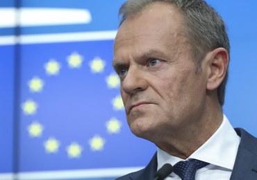 Tusk: Niektóre decyzje polskiego rządu powodują, że Polska jest na peryferiach UE