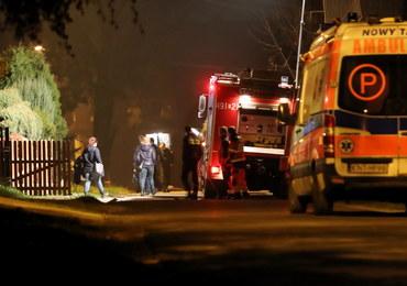Eksplozja w Bańskiej Niżnej. Zabezpieczono materiały do konstrukcji bomby