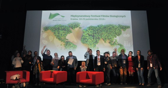W Krakowie ruszył Międzynarodowy Festiwal Filmów Ekologicznych! Organizatorzy chcą wykorzystać siłę przekazu filmowego do promowania postaw proekologicznych i idei zrównoważonego rozwoju.