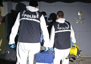 Szef MSZ Turcji: Nie przekazywaliśmy nagrań dotyczących Chaszukdżiego