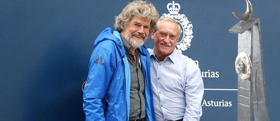 Polski alpinista Krzysztof Wielicki odebrał w piątek w Oviedo Nagrodę Księżniczki Asturii. Wśród tegorocznych laureatów jest m.in. pochodzący z Włoch alpinista Reinhold Messner, a także amerykański reżyser Martin Scorsese.
