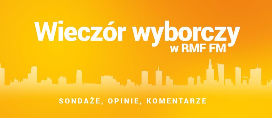 Sondażowe wyniki głosowania, komentarze, relacje ze sztabów wyborczych - zapraszamy na wieczór wyborczy do RMF FM i na RMF24! Startujemy tuż po zamknięciu lokali wyborczych, czyli o 21:00. Fakty RMF FM poprowadzi Tomasz Staniszewski, z kolei na RMF24 rozpocznie się specjalny program Marcina Zaborskiego.