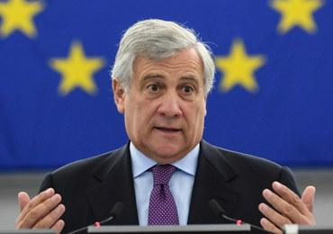 Szef PE: Rząd Contego może zniszczyć Włochy