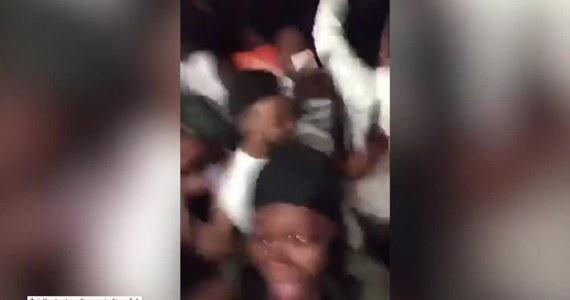 W klubie w Clemson w Karolinie Południowej w USA zawaliła się podłoga. 30 osób zostało rannych.