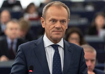 Tusk: Priorytetem dla UE jest zatrzymanie napływu nielegalnych migrantów