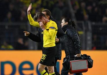 Liga Mistrzów: Remis Napoli z PSG, wygrana Borussii Dortmund