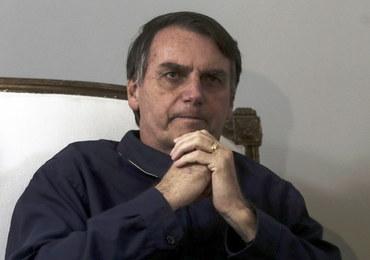 Brazylia: Skrajnie prawicowy Bolsonaro faworytem wyborów