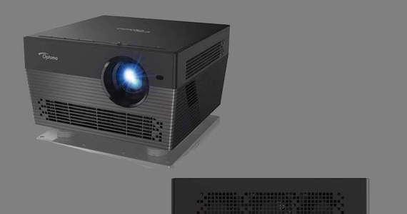Optoma UHL55 – 4K projector with support for Amazon Alex and Google