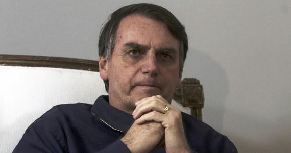 Kandydat skrajnej prawicy, faworyt wyborów prezydenckich Jair Bolsonaro w ostatnim dniu kampanii przed II turą głosowania, która odbędzie się w niedzielę, zaprzeczył swym zapowiedziom, że Brazylia wypowie wojnę Wenezueli, wycofa się z porozumienia klimatycznego i zdystansuje od ONZ.