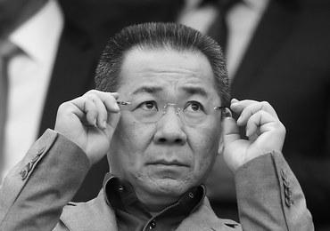 Właściciel Leicester City zginął w katastrofie własnego helikoptera