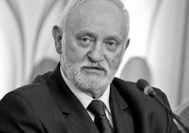 Nie żyje Kazimierz Wojciech Czaplicki, wieloletni szef Krajowego Biura Wyborczego
