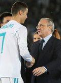 Cristiano Ronaldo zdradza, dalczego odszedł z Realu. Wideo