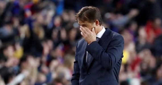 Julen Lopetegui został zwolniony z posady trenera piłkarzy Realu Madryt. Tymczasowo zastąpi go opiekujący się dotychczas drużyną rezerw Argentyńczyk Santiago Solari.