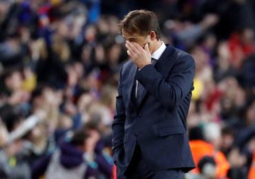 Julen Lopetegui nie jest już trenerem Realu Madryt