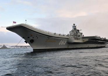 W Murmańsku zatonął jeden z największych na świecie doków