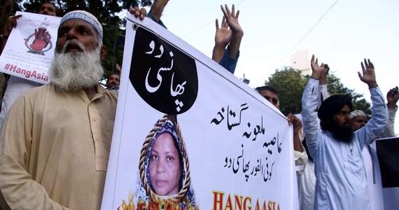Pakistański Sąd Najwyższy uniewinnił chrześcijankę z Pakistanu Asię Bibi skazaną w 2010 roku za bluźnierstwo przeciwko prorokowi Mahometowi. Nakazano jej uwolnienie, jeśli nie została oskarżona o żadną inną zbrodnię.