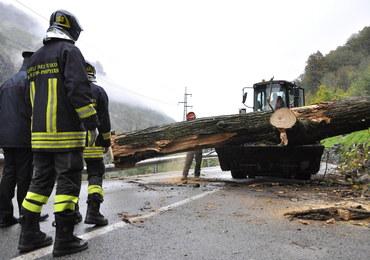 Kolejne ofiary gwałtownych burz i wichur we Włoszech