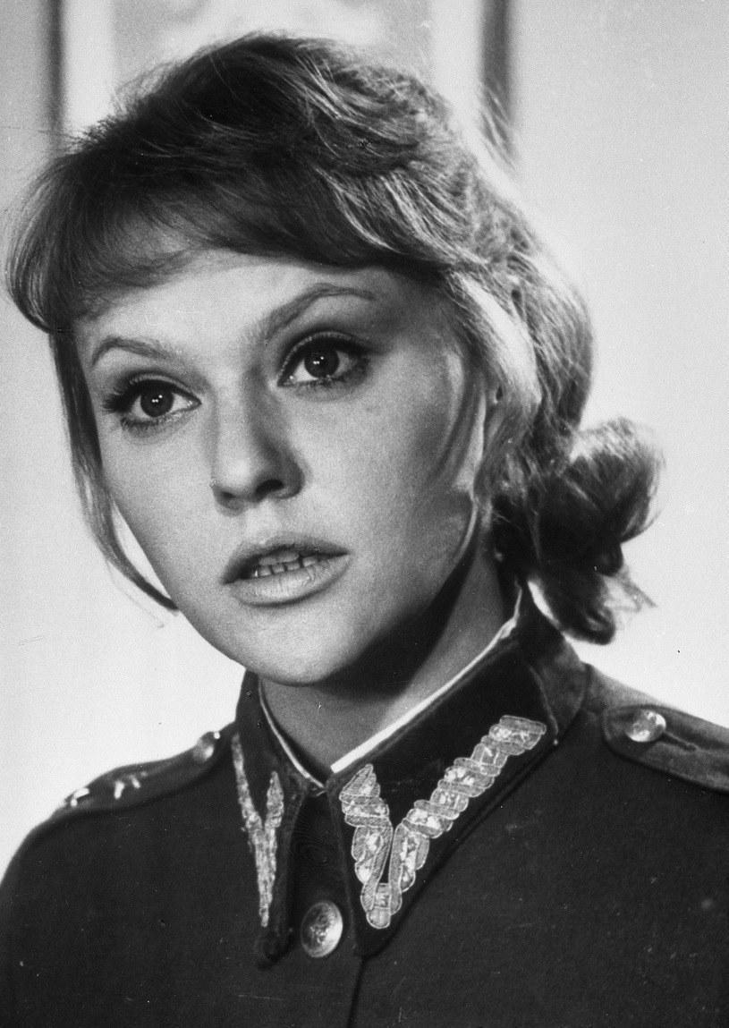 Trafiła do grona najpopularniejszych polskich aktorek, ale na krótko. Nie czuła się dobrze w tym zawodzie.