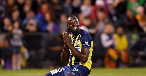 Jamajczyk Usain Bolt nie będzie piłkarzem Central Coast Mariners. Australijski klub poinformował w piątek, że zakończył się okres prób byłego króla sprintu, który marzył o karierze w futbolu.