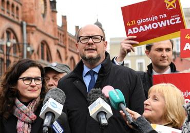 Paweł Adamowicz ponownie zdobywa Gdańsk. Będzie prezydentem szóstą kadencję