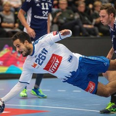 Piłka ręczna mężczyzn: Liga Mistrzów - mecz fazy grupowej: Wacker Thun - Orlen Wisła Płock