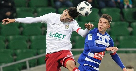 Piłkarze Śląska Wrocław zostali ukarani zmniejszeniem wynagrodzenia za listopad. To efekt porażki w sobotnim meczu z Wisłą Płock, który przegrali 0:3.
