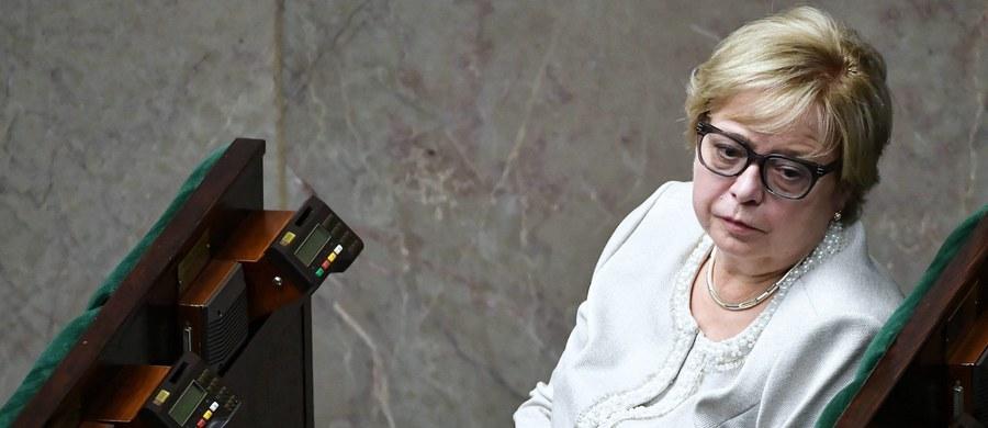Prof. Małgorzata Gersdorf jako I prezes SN przesłała do Komisji Europejskiej informację o środkach podjętych w Sądzie Najwyższym w celu pełnego zastosowania się do postanowienia TSUE o tzw. środkach tymczasowych - poinformował zespół prasowy SN.