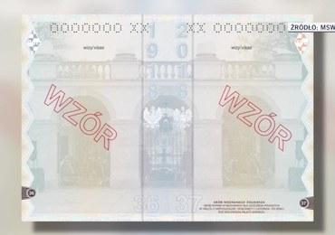Nowy wzór paszportu na 100-lecie niepodległości