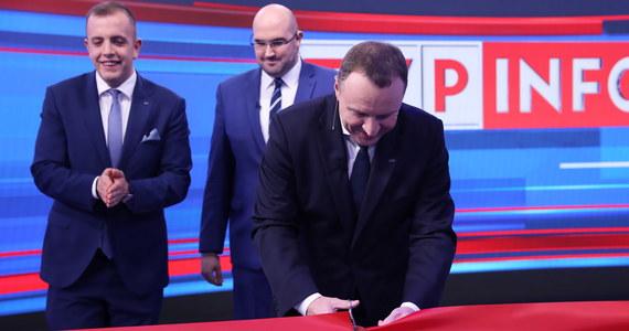 Nowe studio TVP Info. Kosztowało 16 mln zł