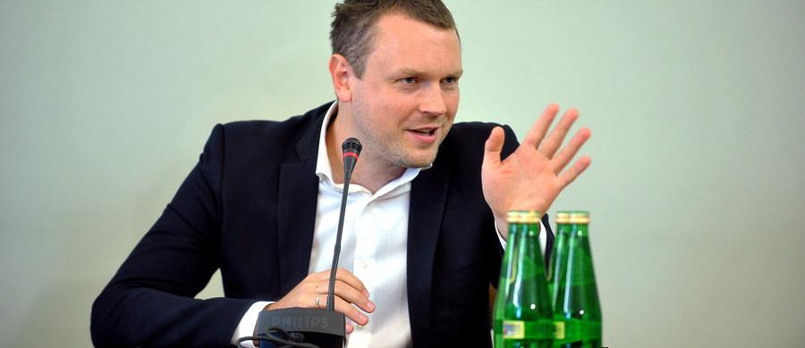 """Syn byłego premiera Michał Tusk nie zdradził Marcinowi P., twórcy piramidy finansowej, poufnych danych o lotniskach - podaje """"Rzeczpospolita""""."""