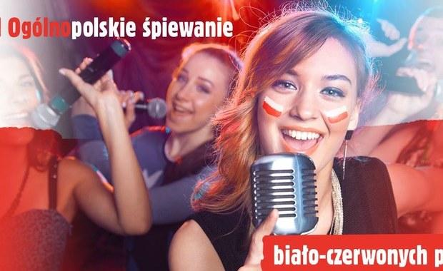 11 listopada o 11:40 przyjdź na Rynek Główny w Krakowie i razem z Sarsą, Anną Karwan, Martą Gałuszewską, zespołem IRA i tysiącami słuchaczy RMF FM wyśpiewaj największe polskie hity. Jeśli nie możesz stanąć z nami w tym barwnym, rozśpiewanym tłumie, włącz RMF FM i słuchaj relacji z tej wyjątkowej akcji!